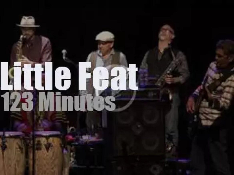 Little Feat are in Pennsylvania (2017)