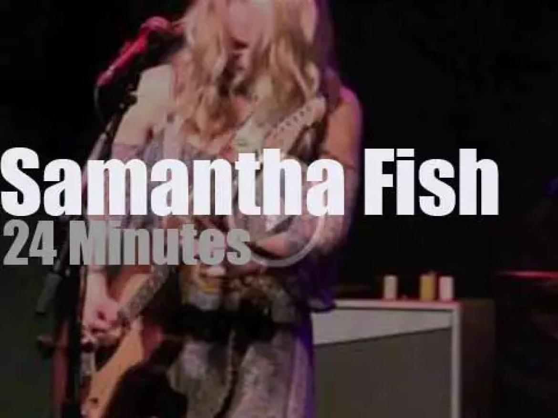Samantha Fish bluesifies Michigan (2014)