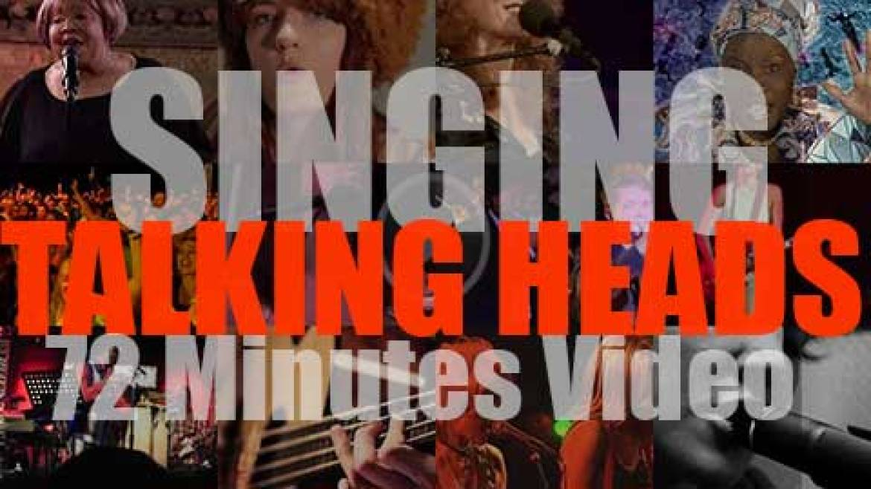 Singing Talking Heads