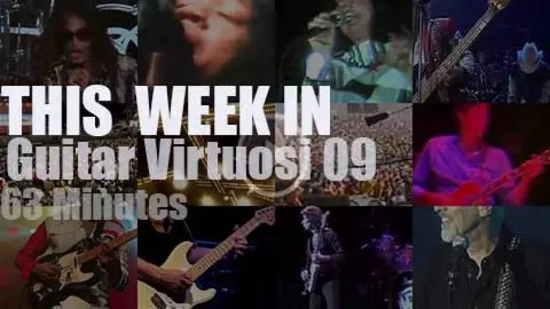 This week In Guitar Virtuosi 09