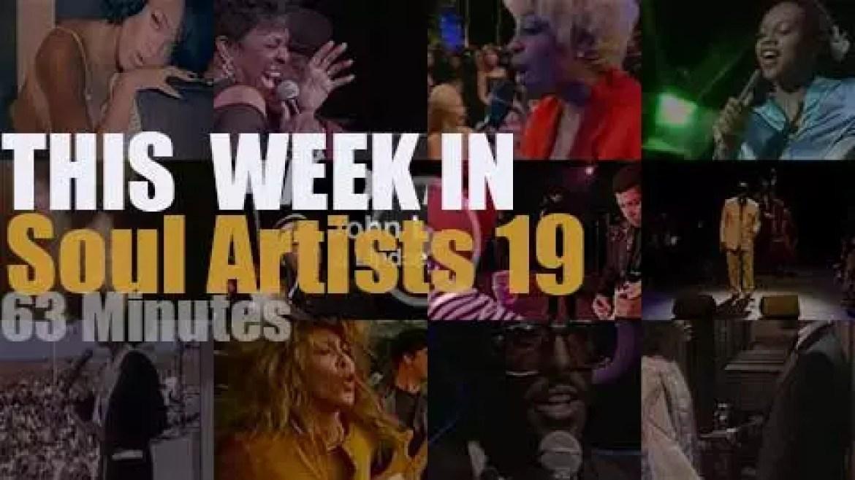 This week In Soul Artists 19
