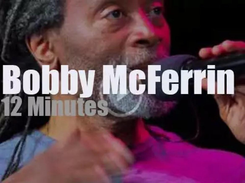 Bobby McFerrin goes to Ukraine (2013)