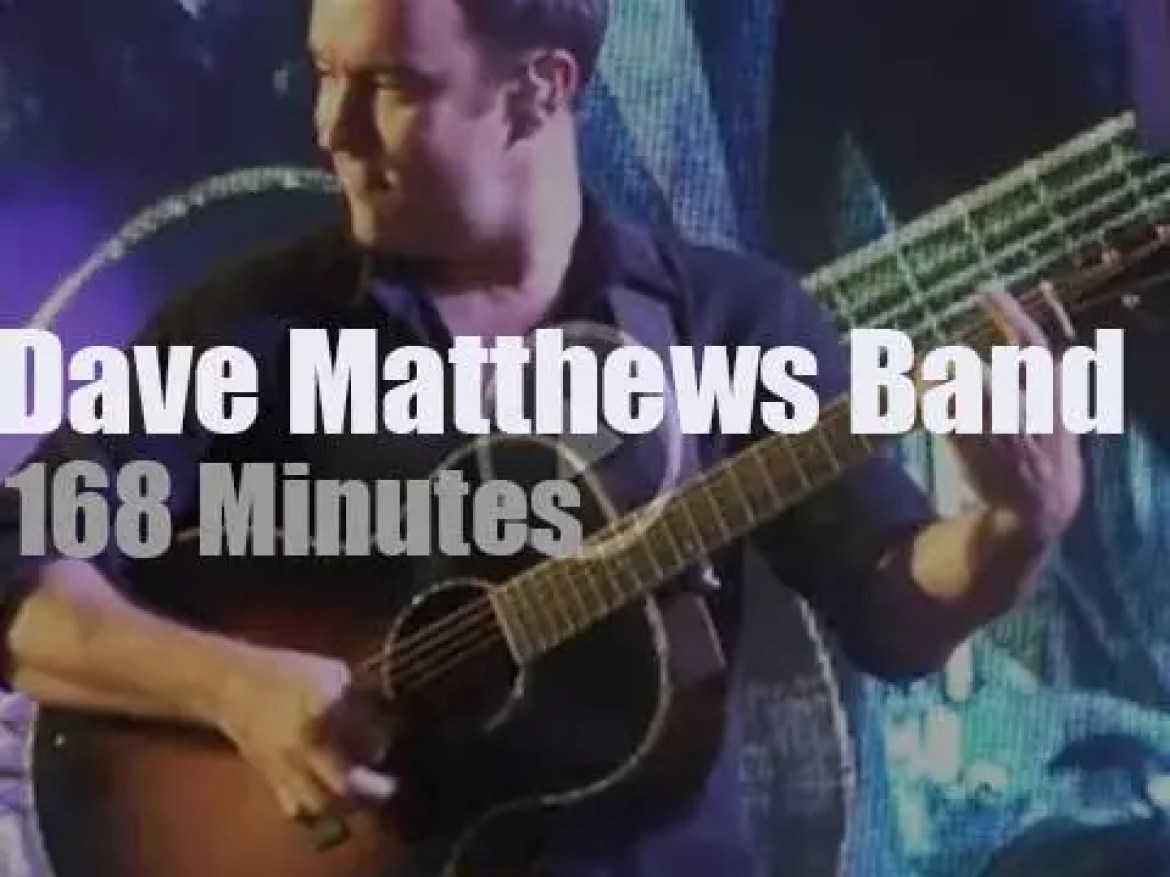 Dave Matthews Band is in Indiana (2012)