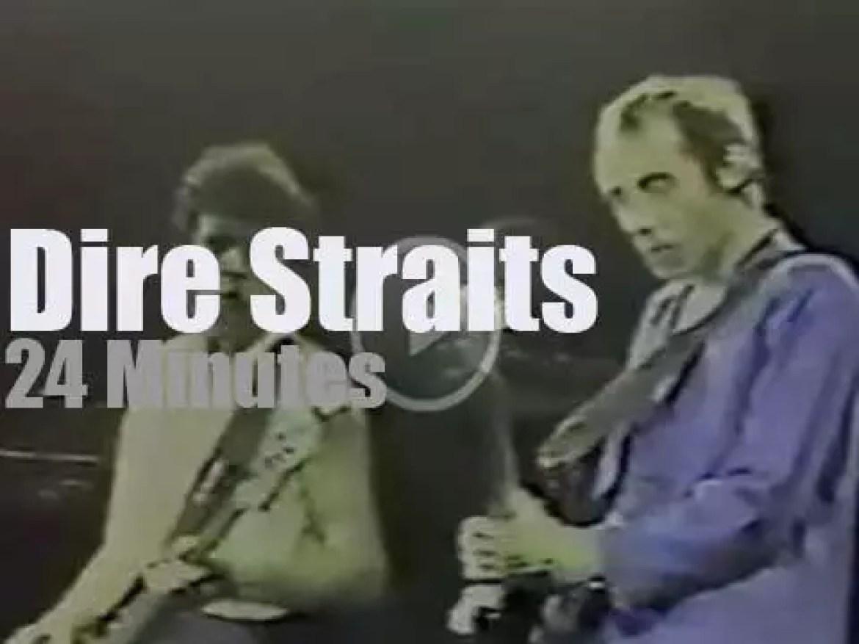 Dire Straits play Paris (1981)