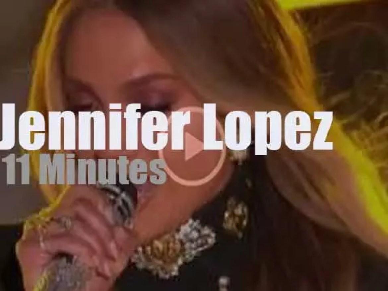 Jennifer Lopez celebrates the 4th of July in New York City (2017)