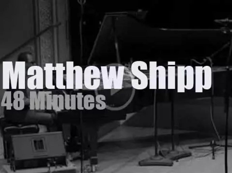 Matthew Shipp plays in Brooklyn (2014)