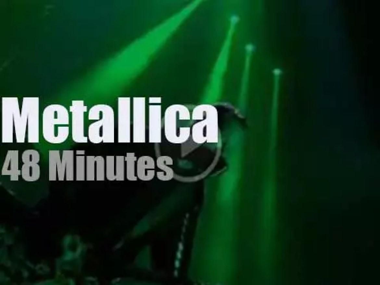 Metallica 'Rock In Rio' but in Madrid (2010)