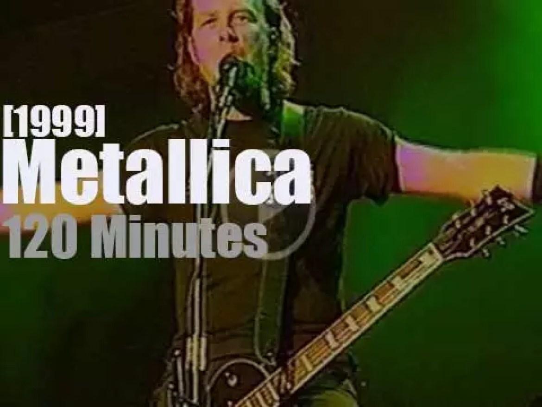 Metallica serenade Bulgaria (1999)