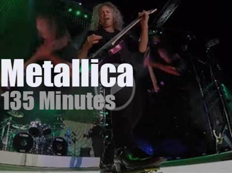 Metallica serenade Dallas (2017)