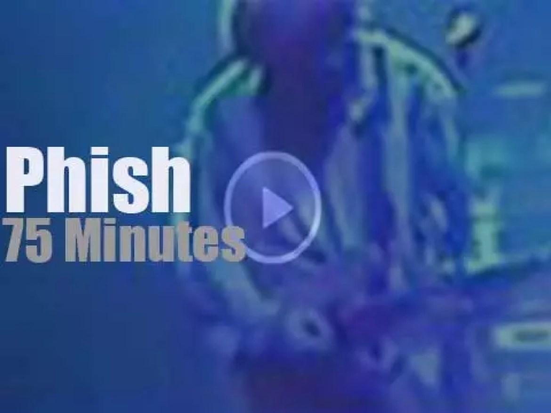 Phish visit Kansas City (1994)