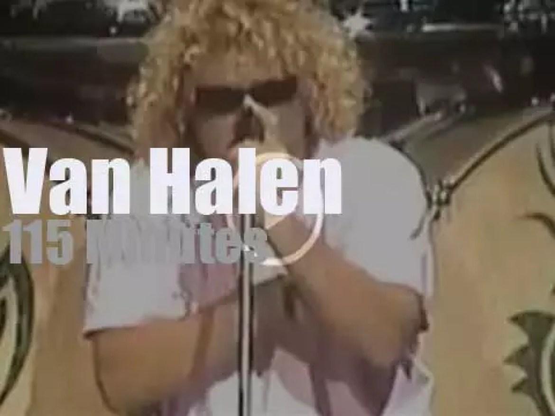 Van Halen come to Buffalo (2004)