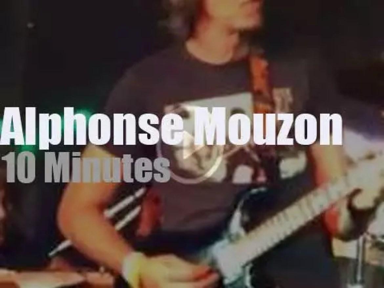 Alphonse Mouzon 'rock n rolls' (2015)