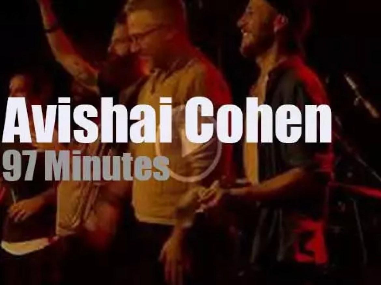 Avishai Cohen brings Big Vicious to Paris (2018)