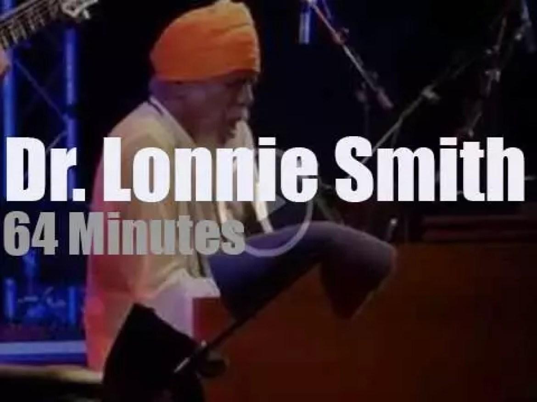 Dr. Lonnie Smith plays in Paris (2016)