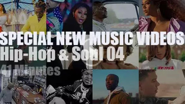 Hip-Hop & Soul  New Music Videos 04