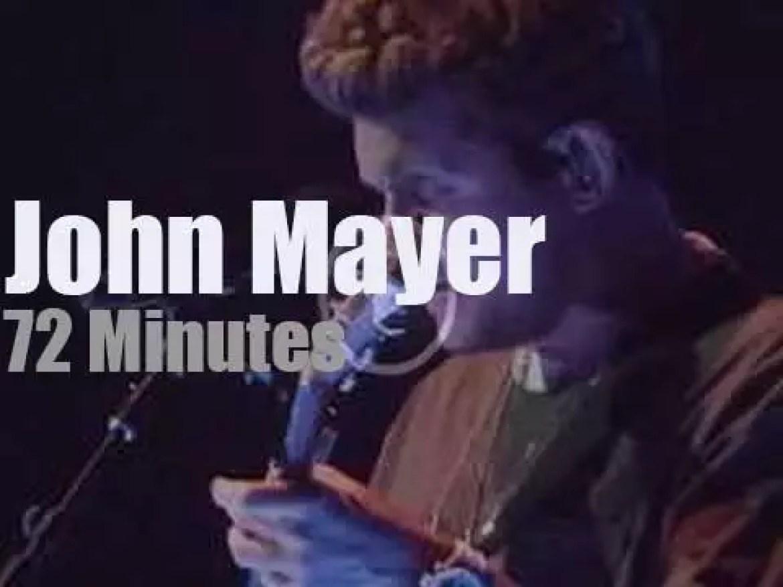 John Mayer keeps seraching in Anaheim (2017)