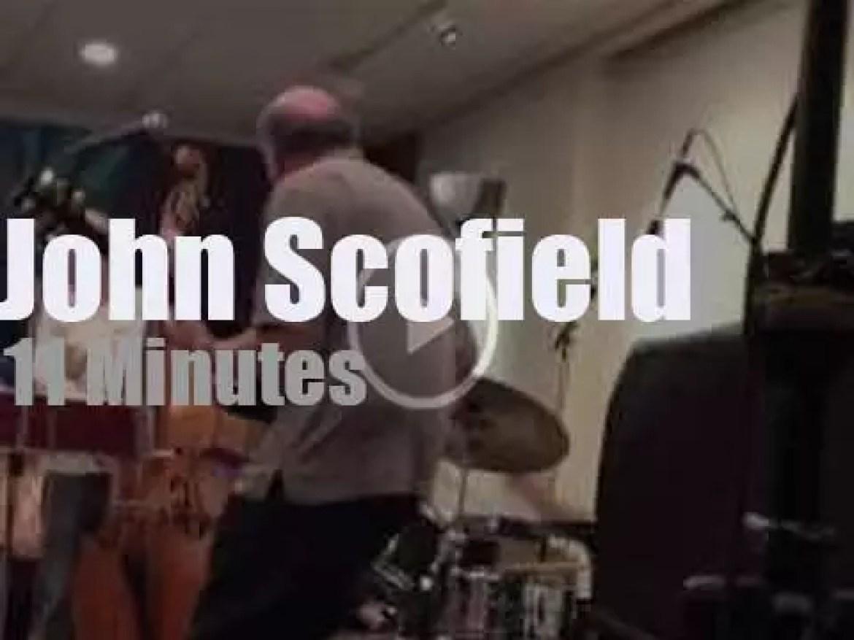 John Scofield celebrates Jerry Garcia (2012)