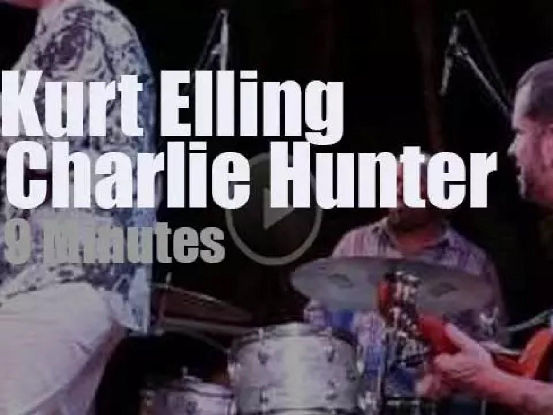 Kurt Elling meets Charlie Hunter in Sicily (2012)