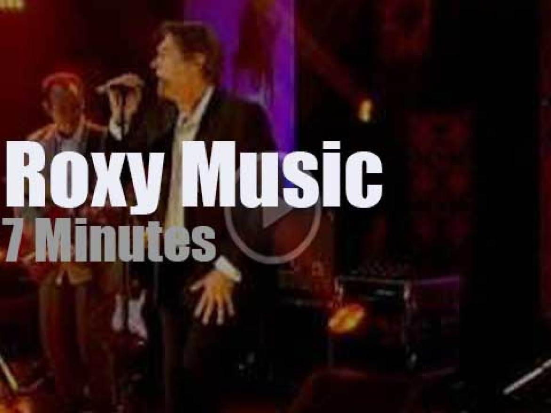 On English TV, Roxy Music with Jonathan Ross  (2010)