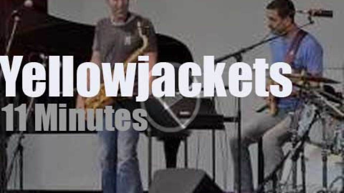 Yellowjackets perform in Pittsburgh (2013)