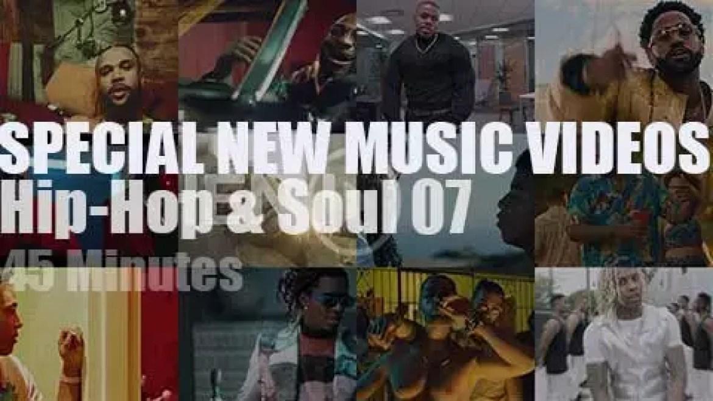Hip-Hop & Soul  New Music Videos 07