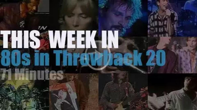 This week In '80s Throwback' 20