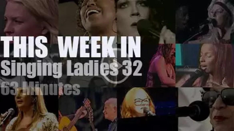 This week In Singing Ladies 32