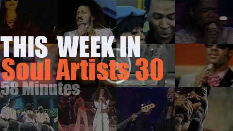 This week In Soul Artists 30