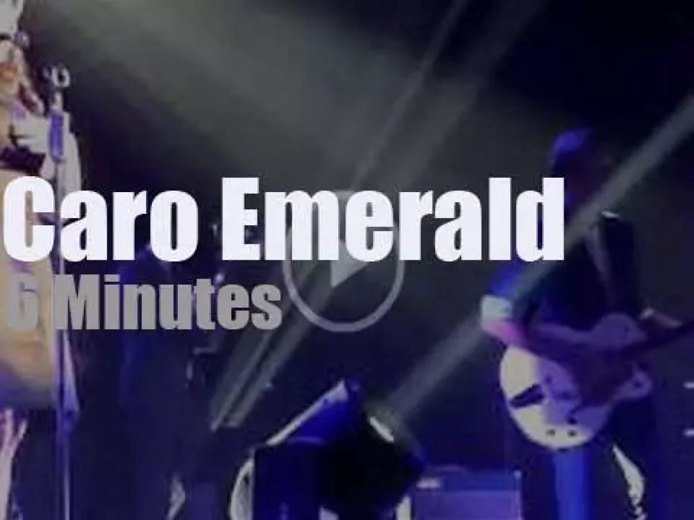 Caro Emerald sings in Glasgow (2013)