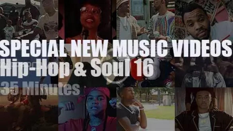 Hip-Hop & Soul  New Music Videos 16