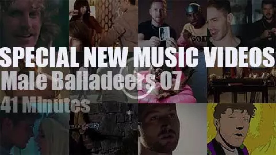 Male Balladeers New Music Videos 07
