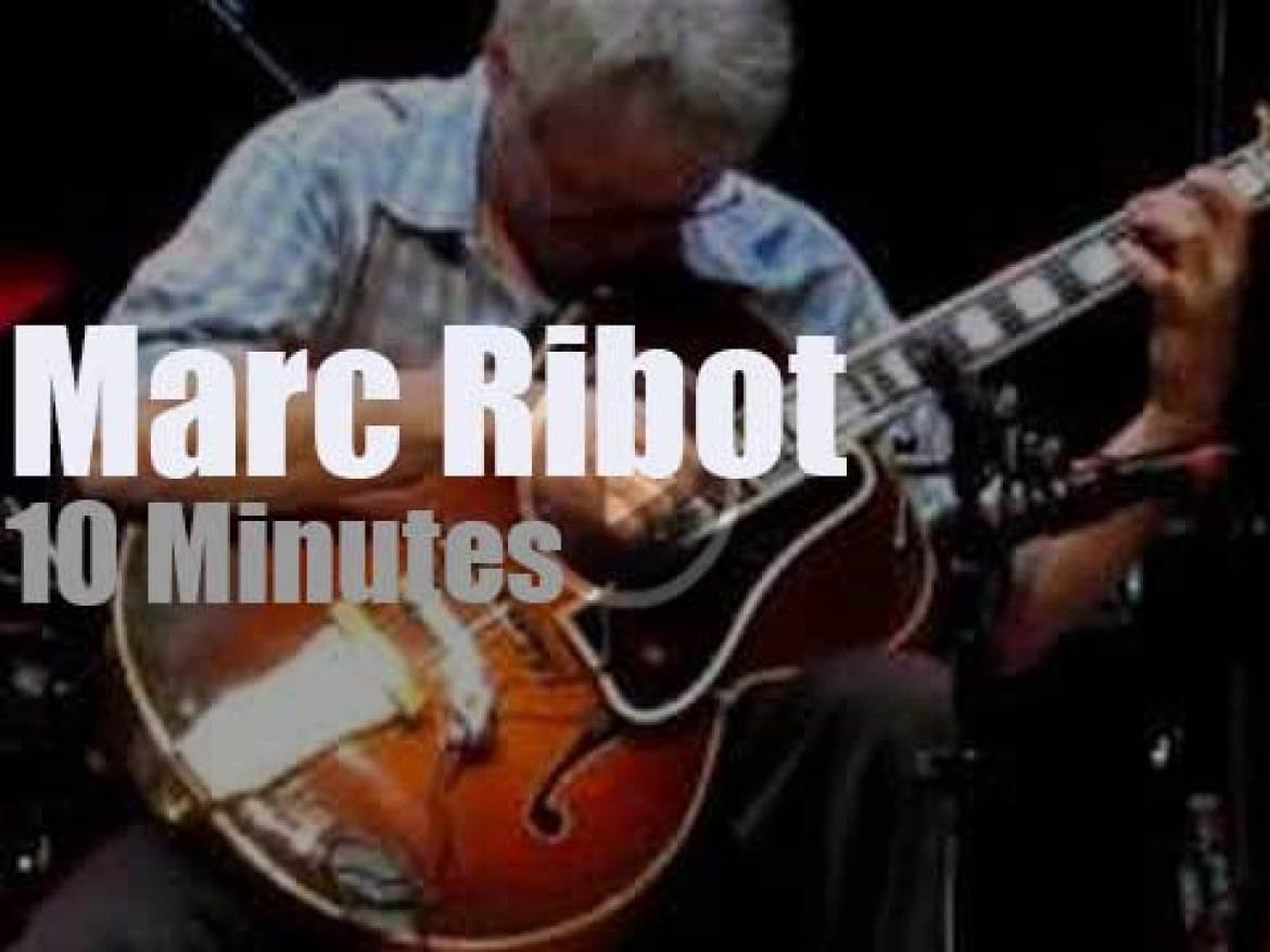 Marc Ribot plays in Boston (2012)