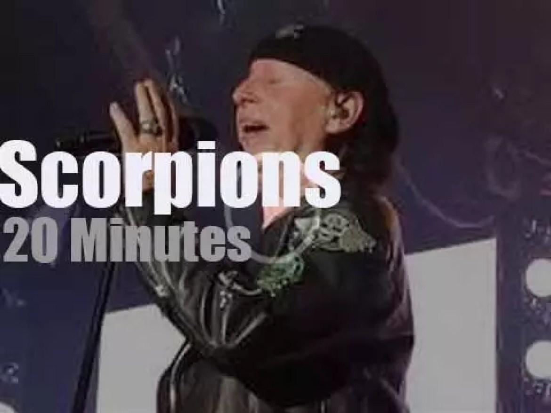 Scorpions rock Pennsylvania (2017)
