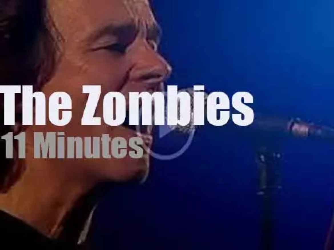 The Zombies have a reunion in London (2004)