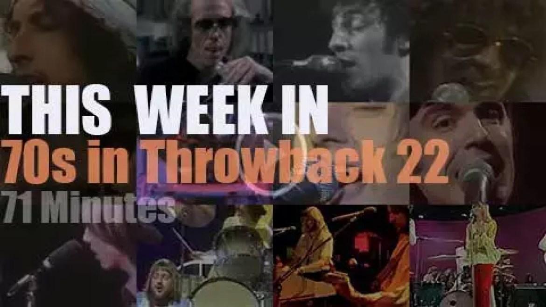 This week In '70s Throwback' 22