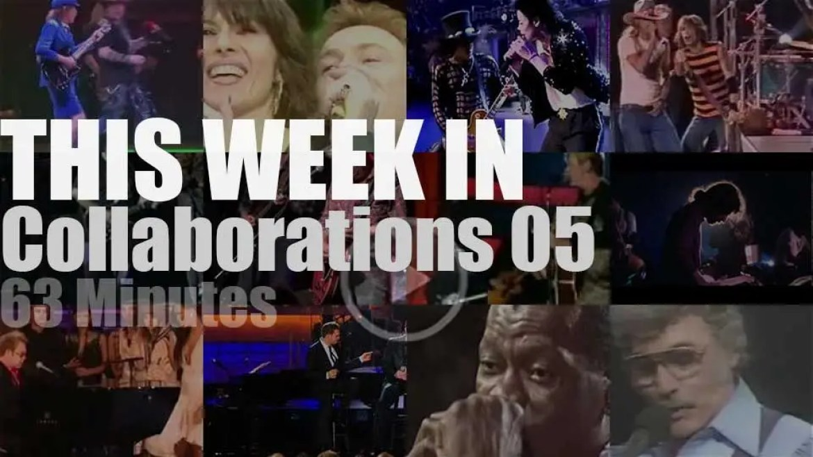 This week In One-Off Collaborations 05