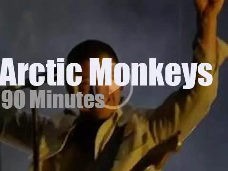 Arctic Monkeys headline 'Austin City Limits Festival' (2018)