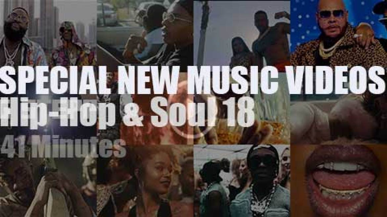Hip-Hop & Soul  New Music Videos 18
