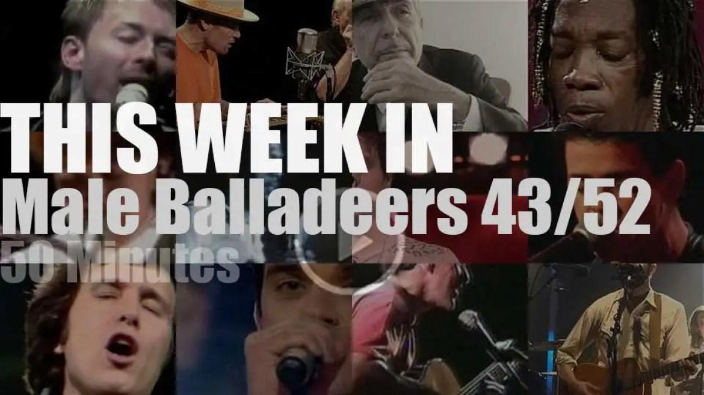 This week In Male Balladeers 43/52