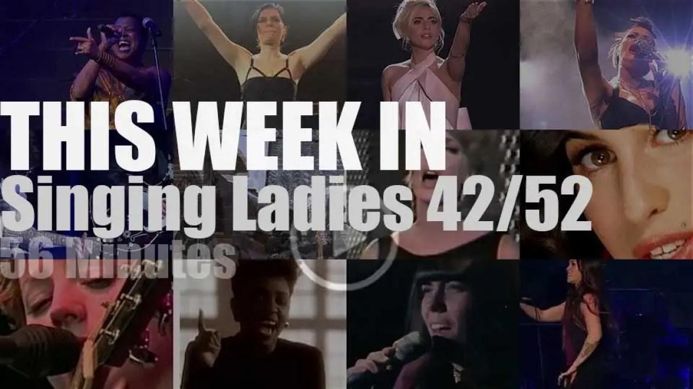 This week In Singing Ladies 42/52