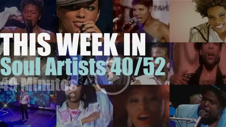 This week In Soul Artists 40/52