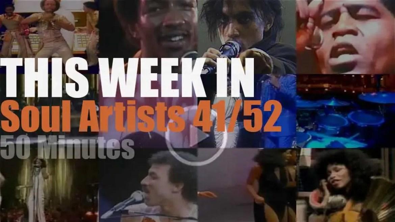 This week In Soul Artists 41/52