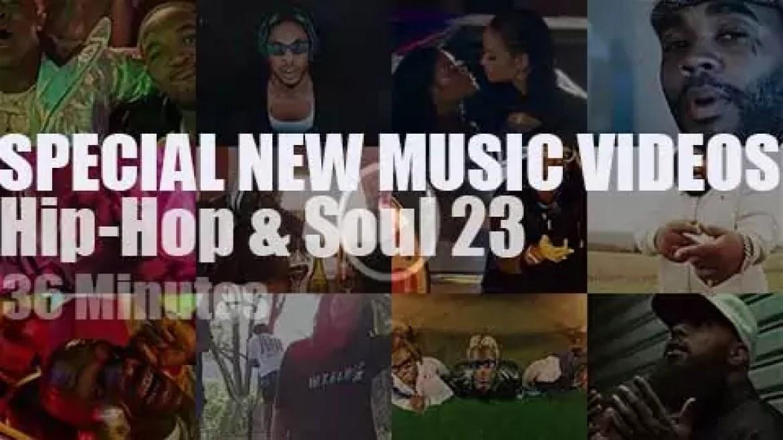Hip-Hop & Soul New Music Videos 23