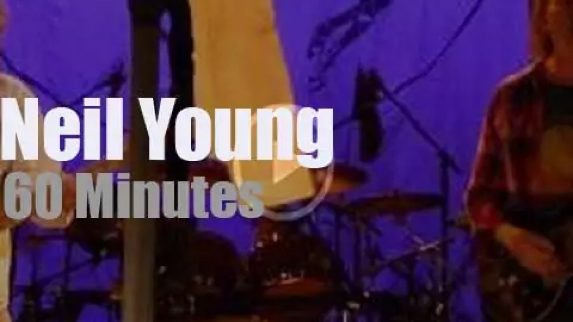 Neil Young takes Crazy Horse to the Garden (2012)