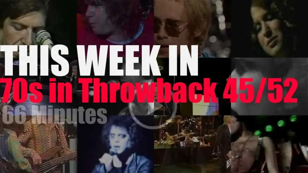 This week In '70s Throwback' 45/52