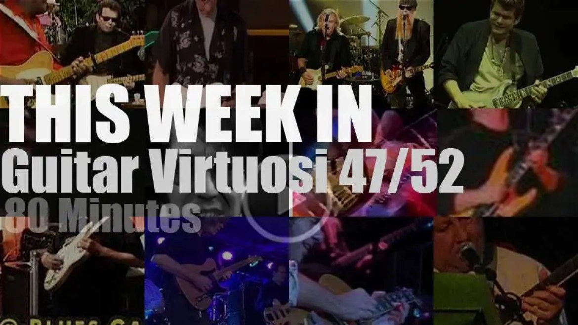 This week In Guitar Virtuosi 47/52