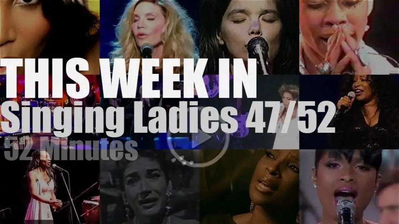 This week In Singing Ladies 47/52