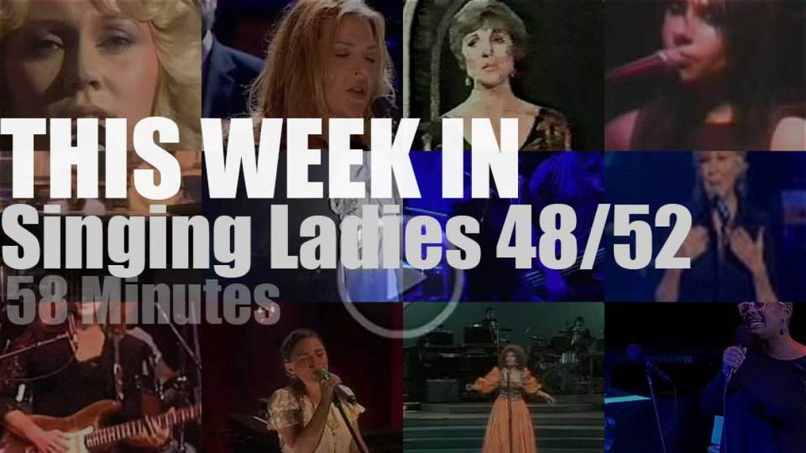 This week In Singing Ladies 48/52