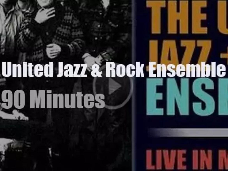 United Jazz & Rock Ensemble gathers in Germany (1992)