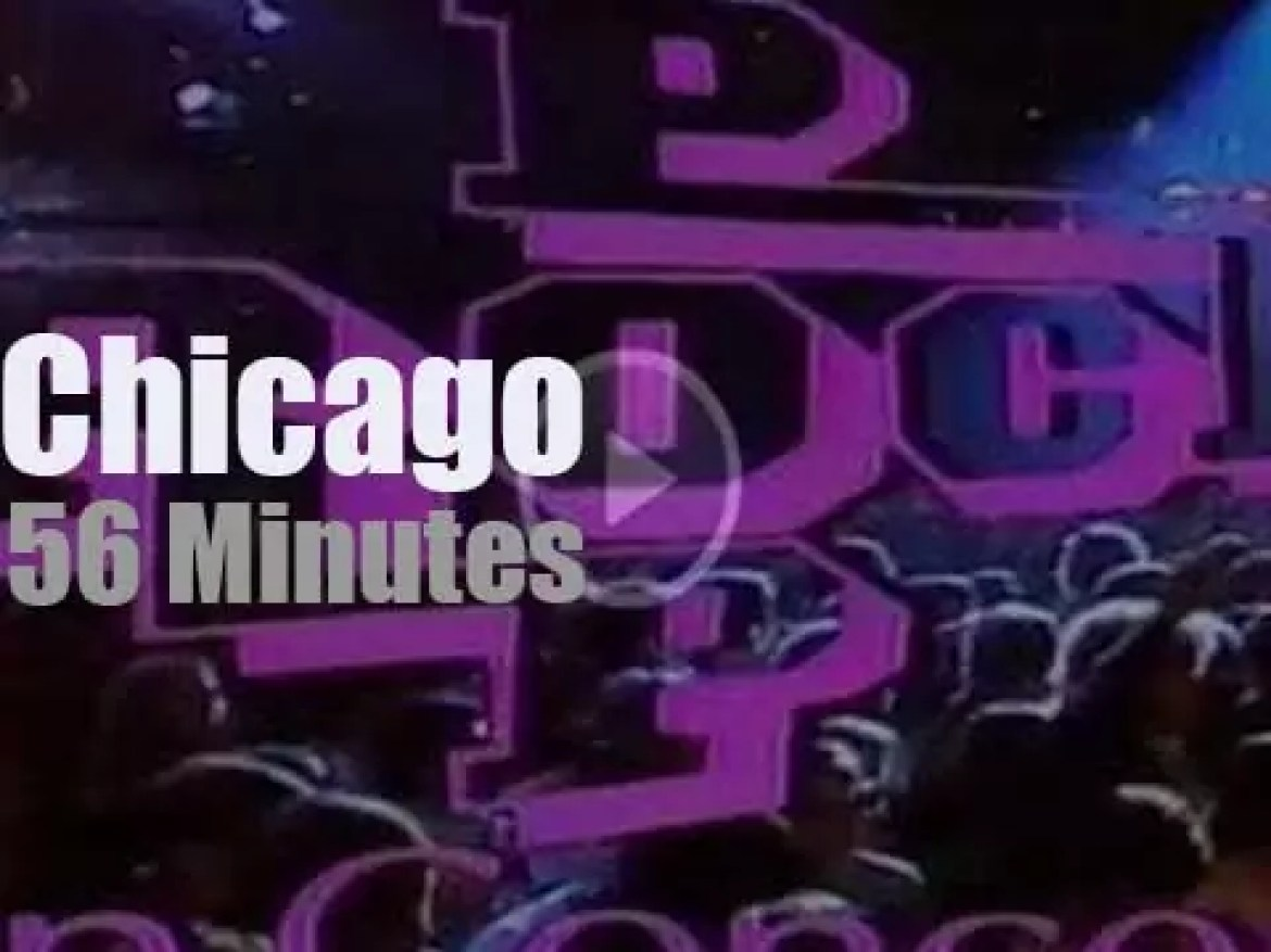 German TV tapes Chicago (1982)